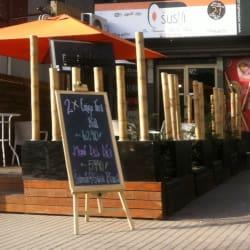 Restaurante Wow Sushi en Santiago