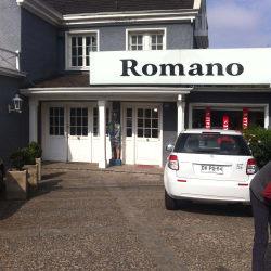 Zapatería Romano en Santiago