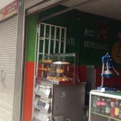 Cafetería Carrera 8C en Bogotá