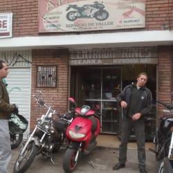A.P Motos en Bogotá