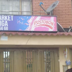 Minimarket La Espiga en Bogotá