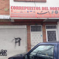Correpuestos Del Norte en Bogotá