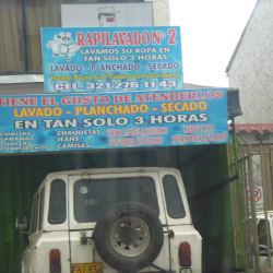 Rapilavado N° 2 en Bogotá