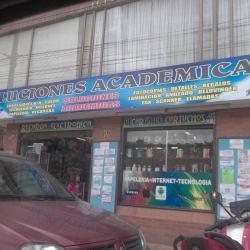 Soluciones Académicas en Bogotá