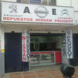 A.E Repuestos  en Bogotá