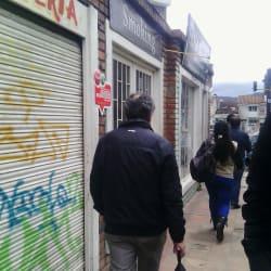 Dulceria Calle 127D en Bogotá