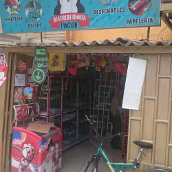 Distribuidora Pinguin en Bogotá