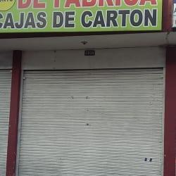 Fabrica de Cajas de Carton en Bogotá