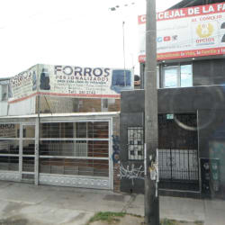 Forros personalizados en Bogotá