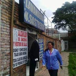 Lavanderia y Sastreria en Bogotá