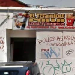 Pollos a las Brasas El Terrible Pollo en Santiago