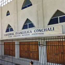 Catedral Evangélica Conchalí en Santiago