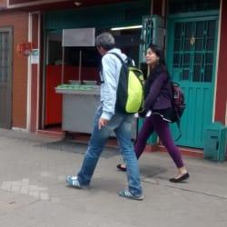 Cafeteria Calle 26  en Bogotá