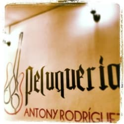 Peluquería Antony Rodriguez en Bogotá