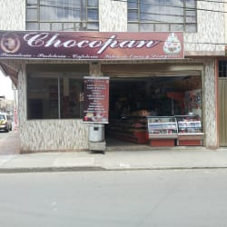 Chocopan en Bogotá