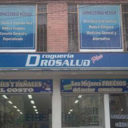 Droguería Drosalud Plus en Bogotá