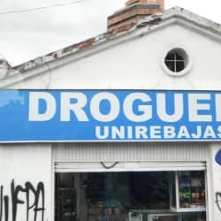 Drogueria Unirebajas en Bogotá