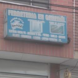 Ferretería En General en Bogotá