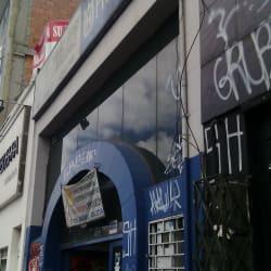 Bombas, Guayas y Motosierras en Bogotá