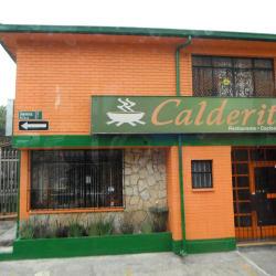 Calderito Restaurante Cocina Caribe en Bogotá