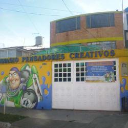 Gimnasio Pensadores Creativos en Bogotá