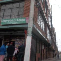 Cigarrería Los Leones en Bogotá