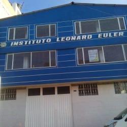 Instituto Leonad Euler en Bogotá