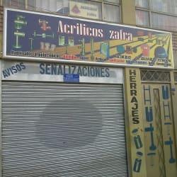 Acrílicos Zafra en Bogotá