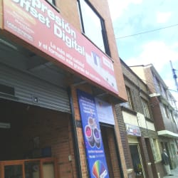 Impresion Offset Digital en Bogotá