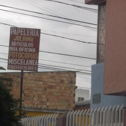 Papelería Juliana en Bogotá