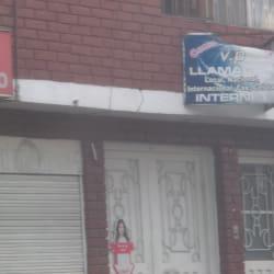 Comunicaciones V.P Llamadas en Bogotá