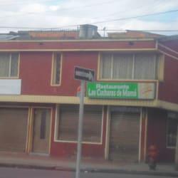 Restaurante las Cucharas de Mamá en Bogotá