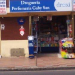 Droguería Perfumería Gaby San en Bogotá