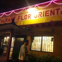 Restaurante Flor Oriental en Santiago
