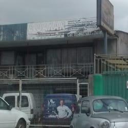 Taller Mecánico Ecuakar en Santiago