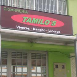 Cigarreria Tamilo´s en Bogotá