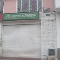Servientrega Calle 57A con 79 en Bogotá