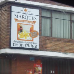 Empanadas del Marqués en Bogotá