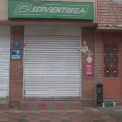 Servientrega La Estancia en Bogotá