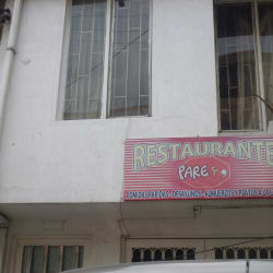 Restaurante Pare y , en Bogotá