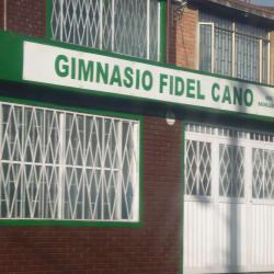Gimnasio Fidel Cano en Bogotá
