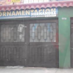 Ornamentacion Hernandez en Bogotá