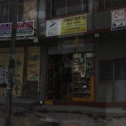 Vidrios Andino en Bogotá