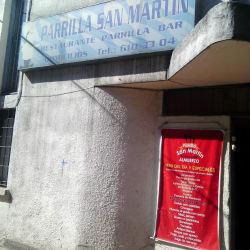 Parrilla San Martin en Bogotá