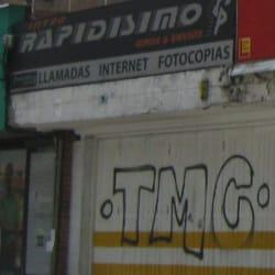 Inter Rapidísimo Carrera 11 con Calle 90 en Bogotá