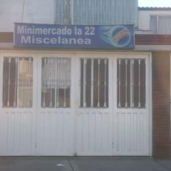 Minimercado La 22 Miscelánea  en Bogotá