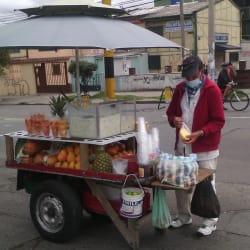 Frutas Olivares Gomez en Bogotá