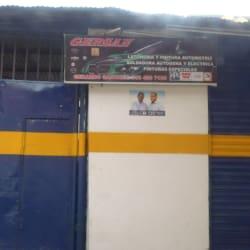 Gersan en Bogotá