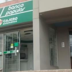 Cajero Banco Popular Carrera 33 en Bogotá