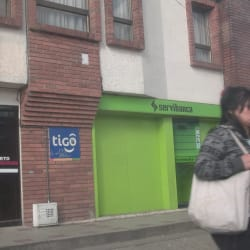 Cajero Servibanca Calle 9 en Bogotá